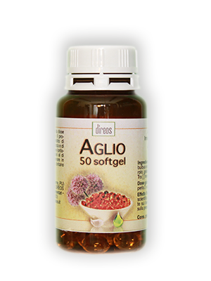 AGLIO • 50 Softgel