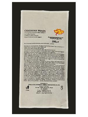CHAYAVAN PRASA • PASTA da 200 g • POLVERE da 150 g