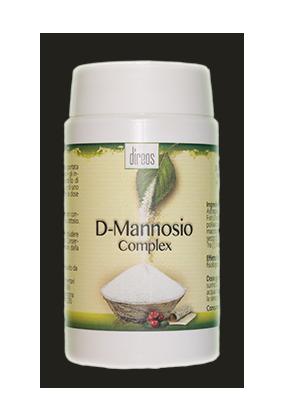 D-MANNOSIO COMPLEX • 60 g