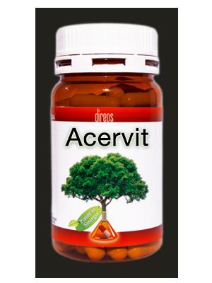ACERVIT • 50 cps da 600 mg