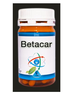 BETACAR • 50 cps da 500 mg