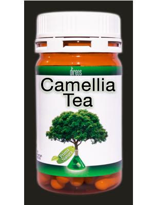 CAMELLIA TEA • 90 cps da 550 mg