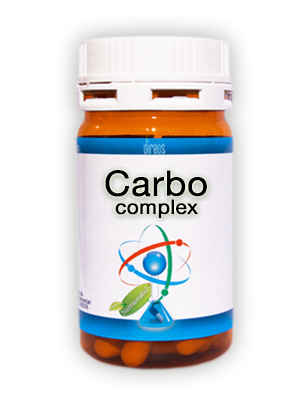 CARBO Complex • 50 cps da 450 mg
