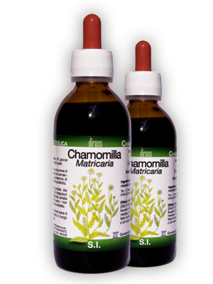 CHAMOMILLA Matricaria • 50 / 150 ml