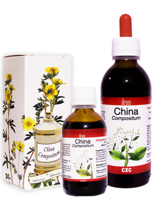 CHINA compositum – 50/150 ml