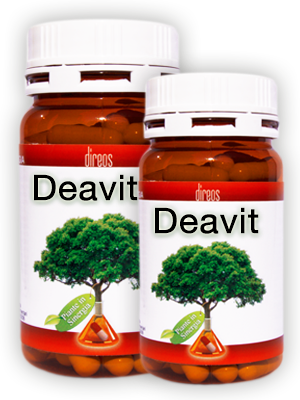 DEAVIT • 50 / 90 cps da 500 mg