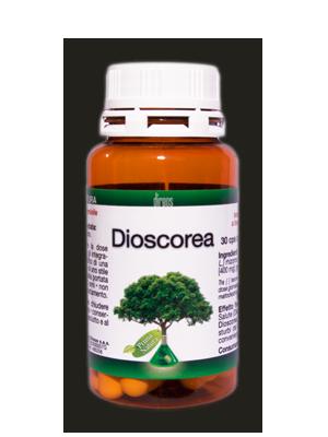 DIOSCOREA • 30 cps da 500 mg