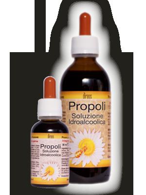 PROPOLI • Sol. Idroalcoolica da 30 / 150 ml