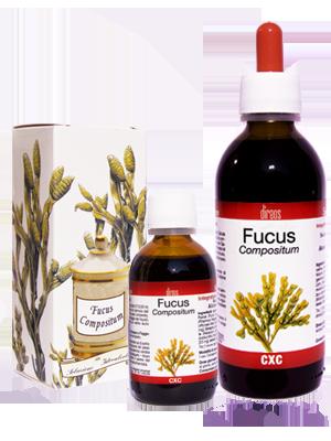 FUCUS compositum • 50 / 150 ml