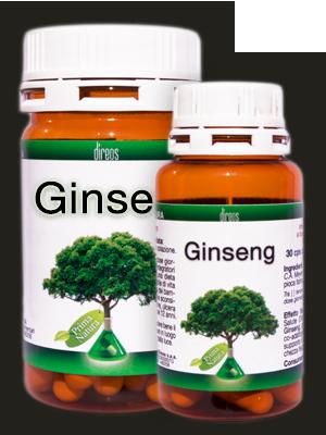 GINSENG • 30 / 50 cps da 500 mg