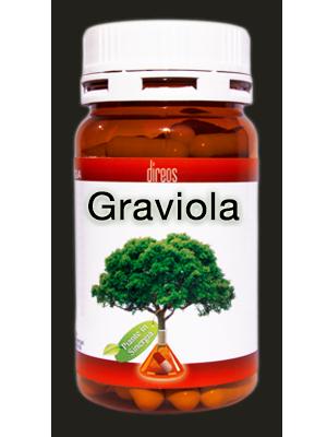GRAVIOLA • 90 cps da 420 mg