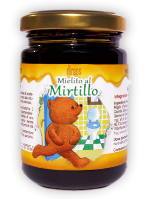 MIRTILLO • Mielito da 180 g