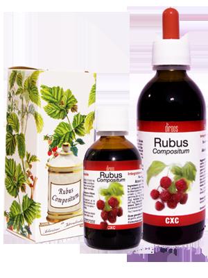 RUBUS compositum • 50 / 150 ml