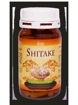 SHITAKE • 90 capsule da 500 mg