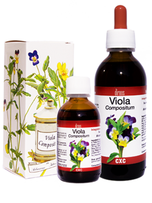 VIOLA compositum • 50 / 150 ml